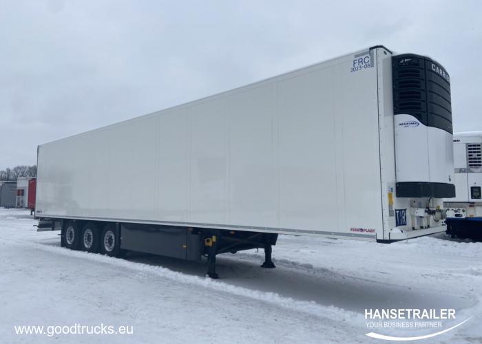 2011 Puspriekabė Šaldytuvas Schmitz SKO 24 FP60
