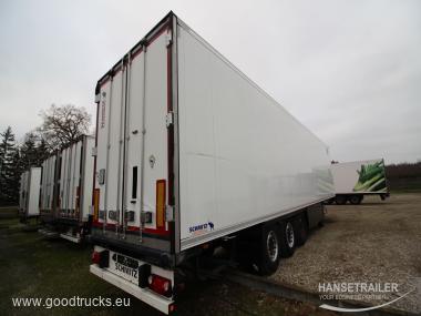 2012 Puspriekabė Šaldytuvas Schmitz SKO 24 FP45
