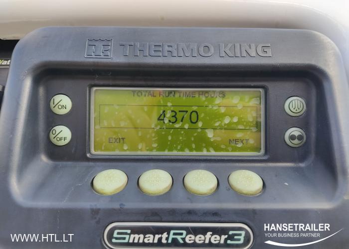 2013 Puspriekabė Šaldytuvas Schmitz SKO 24 FP60