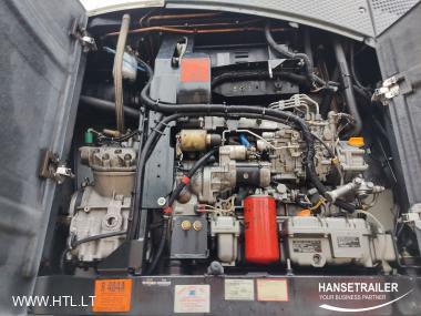 Schmitz SKO 24 FP60 Parking cool