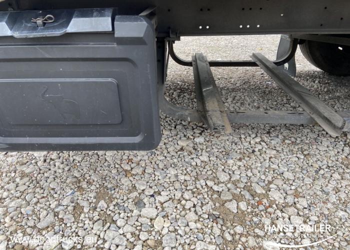 2013 Полуприцеп Тентованные Schmitz SCS 24/L Multilock XL