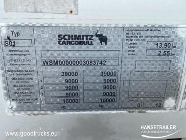 Schmitz SCS 24/L KONIKI
