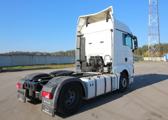 2011 Vilkikas 4x2 MAN TGX 18.440