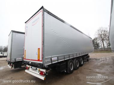 Schmitz SCS 24/L Hydraulic roof XL