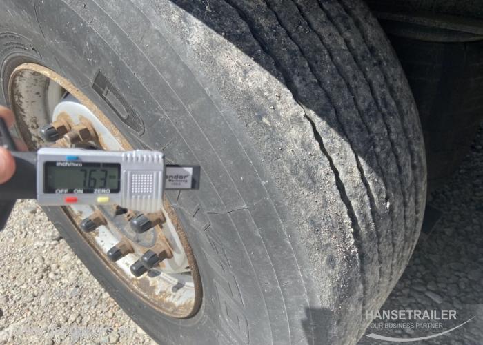 2013 Puspriekabė Užuolaidinė Schmitz SCS 24/L Hydraulic roof  MULTILOCK  XL
