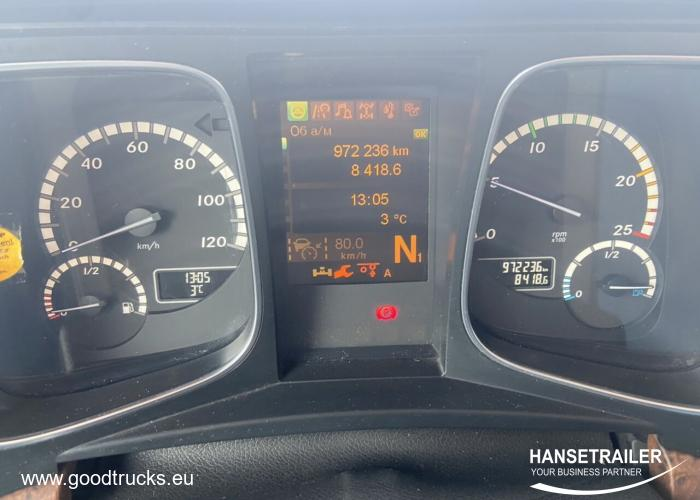 2012 Грузовик Рефрижераторы Mercedes-Benz Actros 2545