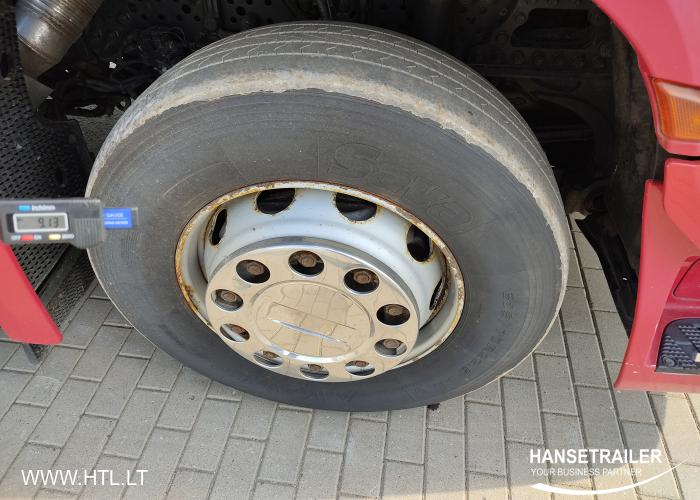 2012 Вантажівка Рефрижератори Mercedes-Benz Actros 2545