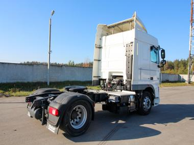 DAF FT XF105.410 Holland truck ADR