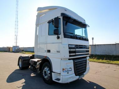 2013 Vilkikas 4x2 DAF FT XF105.410 Holland truck ADR