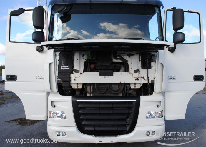 2012 Тягач 4x2 DAF FT XF105.460 Retarder
