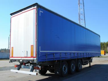 Schmitz SCS 24/L Multilock  XL Hidraulic roof