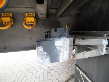 Schmitz SCS 24/L Multilock  XL Hidraulic roof