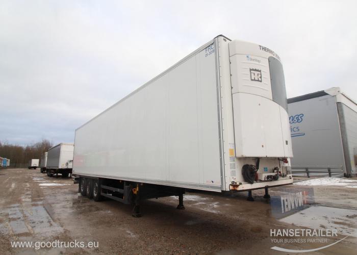 2012 Puspriekabė Šaldytuvas Schmitz SKO 24 FP45 Dopplestock