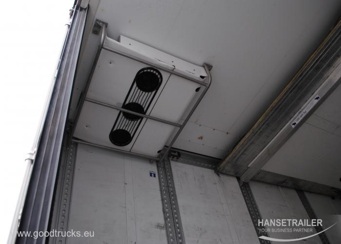 2012 Puspriekabė Šaldytuvas Schmitz SKO 24 Doppelstock MultiTemp