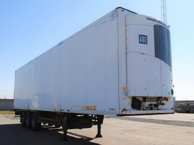 2012 напівпричеп Рефрижераторы Schmitz SKO 24 Doppelstock MultiTemp