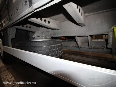 DAF XF 460 FAR Wielton 18+20 Pallets KomplettZug Tandem