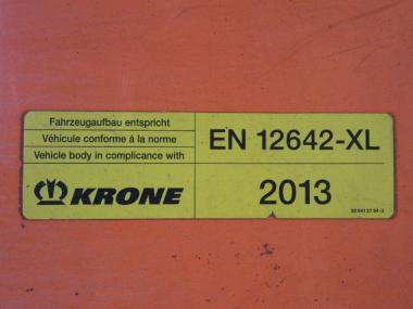 Krone SD Atvyksta  Coming soon