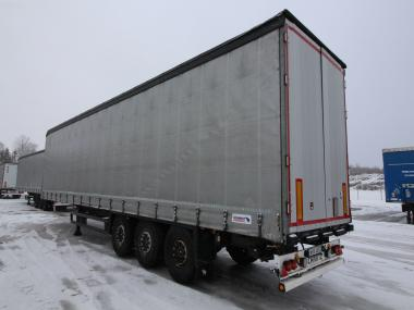 Schmitz SCS 24/L Overall Height 4,23m  9 units Hydraulic roof