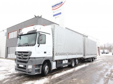 Mercedes-Benz Actros 2541 New Clutch Nauja sankaba