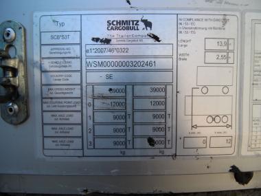 Schmitz SCS 24 VARIOS