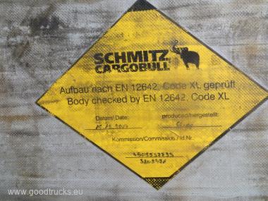Schmitz SCS 24 Mega Mega