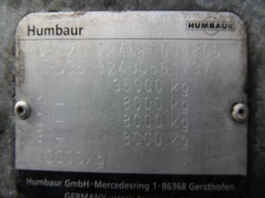 Humbaur HSA2006