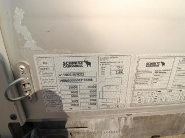 Schmitz SCS 24/L - SCB*S3T