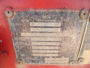 MOL Hooglede 27 meters MAX