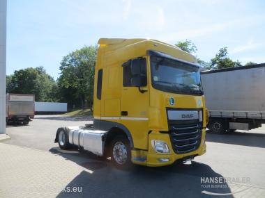 DAF XF 460 FT Lowdeck Mega