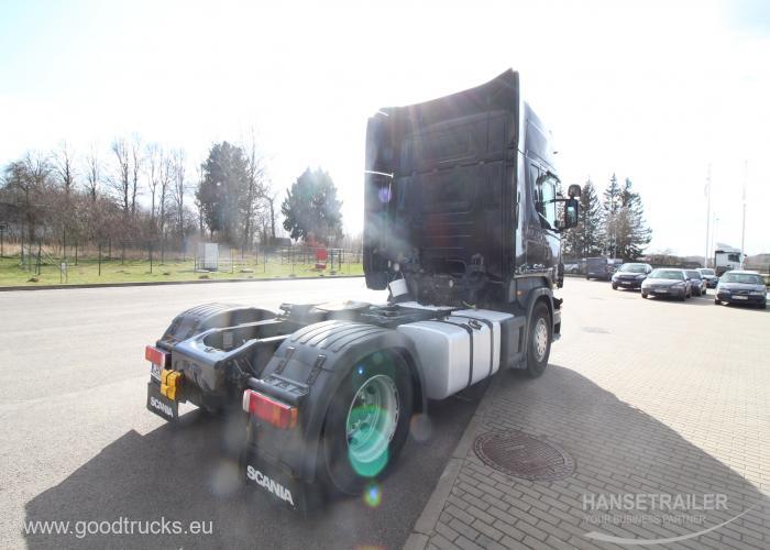 2011 Vilkikas 4x2 Scania R480