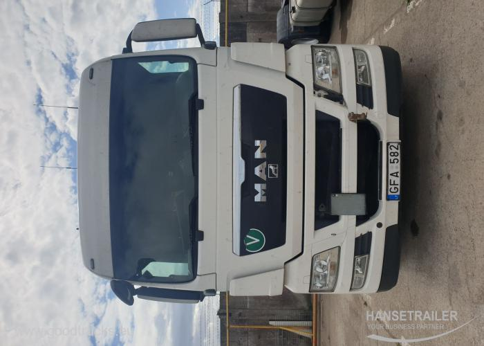 2012 Vilkikas 4x2 MAN TGX 18.440 BLS  MOTOR DEFECT  Engine Failure