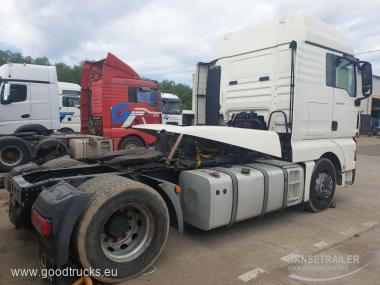 MAN TGX 18.440 BLS  MOTOR DEFECT  Engine Failure