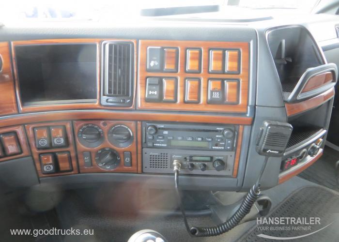 2012 Vilkikas 4x2 Volvo FH 42T 500  MANUAL