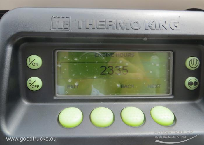 2017 Puoliperävaunu Kylmäkone Schmitz SKO 24 FP45