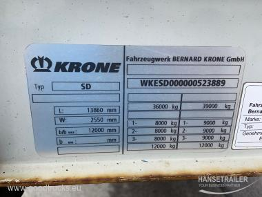 Krone SDP 27 Atvyksta  Coming soon