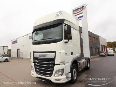 2015 Vilkikas 4x2 DAF XF 460 FT SSC Automatic