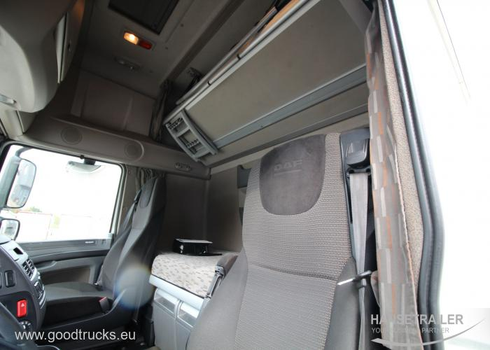 2015 Vilkikas 4x2 DAF XF 460 FT Super Space Cab