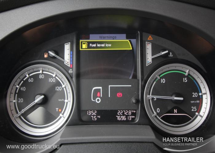 2015 Vilkikas 4x2 DAF XF 460 FT Super Space Cab