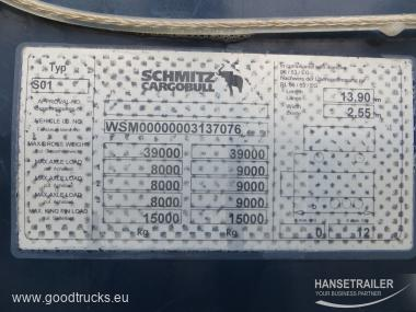 Schmitz SCS 24/L Multilock XL