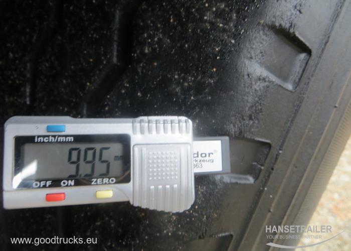 2012 Puspriekabė Užuolaidinė Schmitz SCS 24 TIR