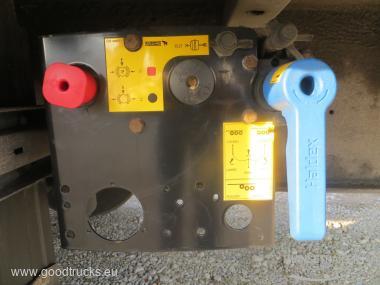Schmitz SCS 24/L TIR XL Hydraulic