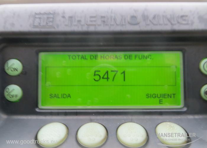 2014 Poolhaagis Külmik Schmitz SKO 24 FP60 Стена 7cm