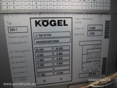 Koegel SN 24 Multilock XL