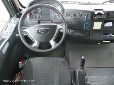 2010 kallur, veoauto Isoterm MAN TGM 12.250 4x2 BL EEV