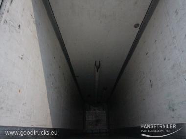 2004 Puspriekabė Šaldytuvas Schmitz SKO 24