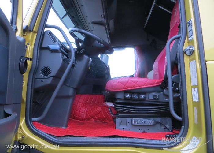 2013 Vilkikas 4x2 Volvo FH 42T Bi-Xenon