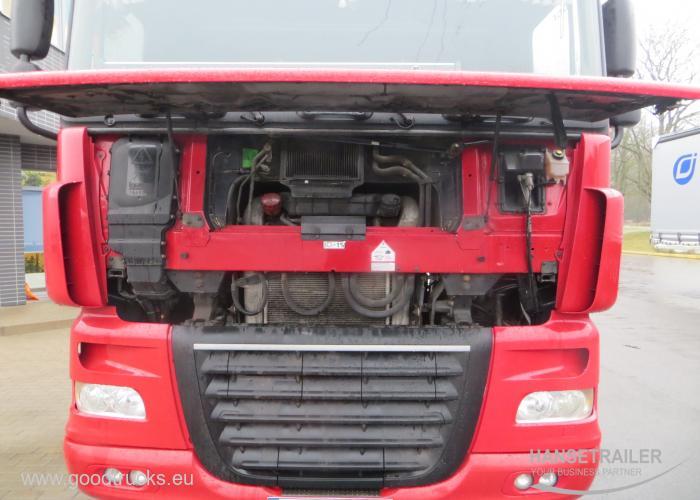 2006 Vilkikas 4x2 DAF FT XF105.410 460 Motor Saibinis Analog