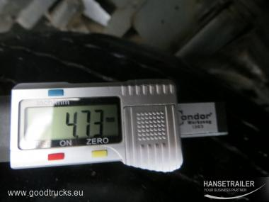 DAF FT XF105.410 460 Motor Saibinis Analog
