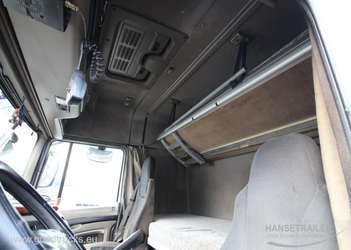 2007 Vilkikas 4x2 DAF FT XF105.460
