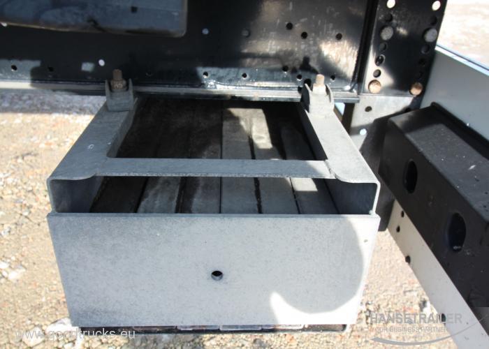 2014 Puspriekabė Užuolaidinė Schmitz SCS 24/L Multilock XL Lifting axle